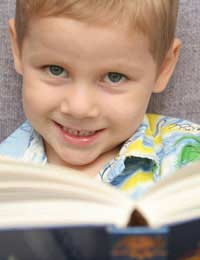 Books Children Read Suitable Age