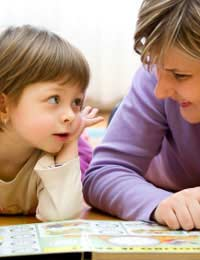 Reading Reading Aloud Children Child